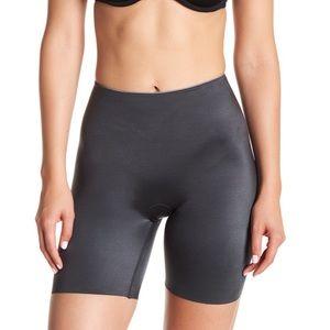 SPANK mid-thigh shorts